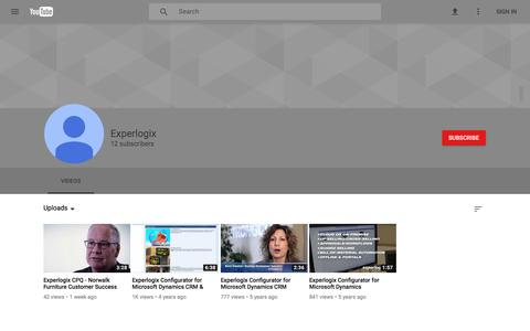 Experlogix - YouTube
