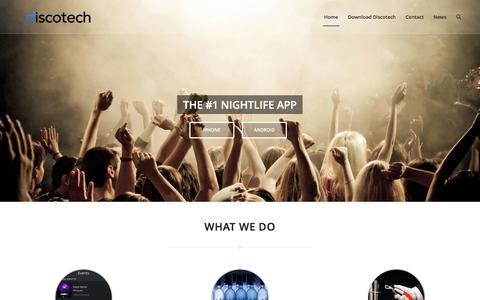 Discotech - The #1 Nightlife App - Bottle Service, Guestlist, Tickets
