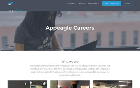Careers at Appeagle