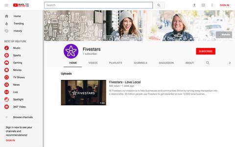 Fivestars - YouTube - YouTube