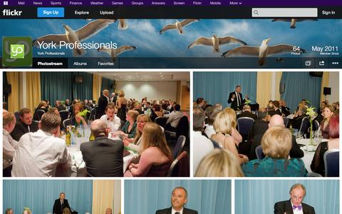 Screenshot of Flickr Page flickr.com - Flickr: York Professionals' Photostream - captured Oct. 23, 2014