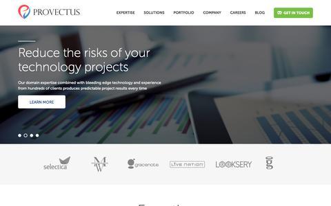 Provectus | Mobile App Development | Web Development | E-commerce Solutions Provectus