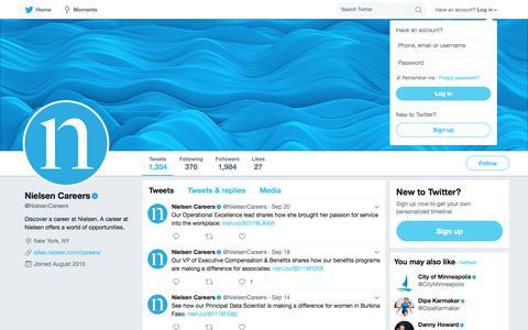 Nielsen Careers (@NielsenCareers) | Twitter