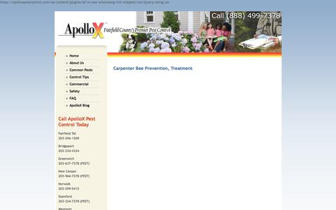 Pest Control Exterminator News with the Apollox BlogApolloX