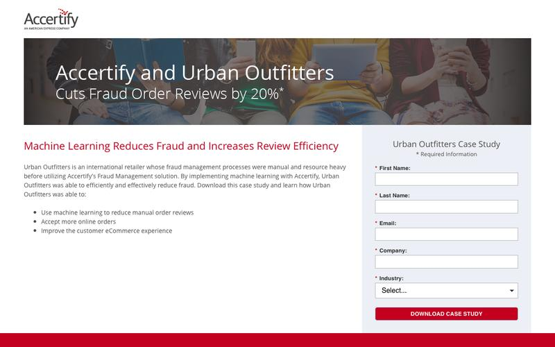 Urban Outfitters Cuts Fraud Order Reviews 20%