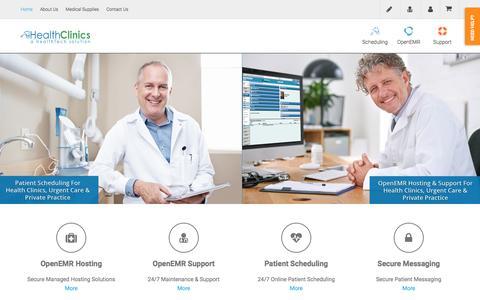 HealthClinics.com - Home