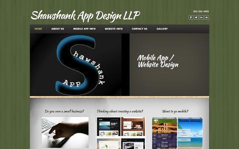 Shawshank App Design LLP - Home
