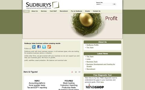 Sudburys helps business achieve amazing results