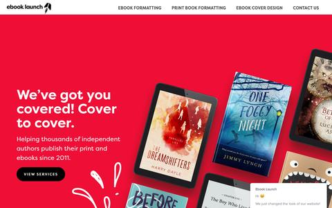 Ebook Launch says...