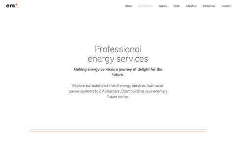 Screenshot of Services Page ers.my - Solar Energy Services | Solar Panel | EV Charger | Battery Storage | ERS - captured Sept. 26, 2018