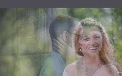 Screenshot of Home Page schneiderfamilyphotography.com - Schneider Family Photography - Wedding Photography - captured Dec. 22, 2015