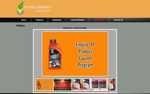 Screenshot of Testimonials Page petrobarath.com - Petro Barath Testimonials - captured Sept. 29, 2014