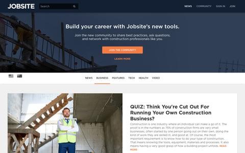 Construction Leading Practices - Best Practices | The Jobsite