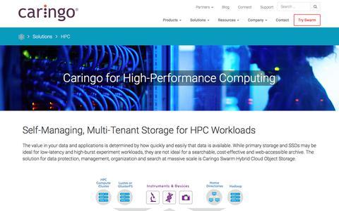 HPC | Caringo