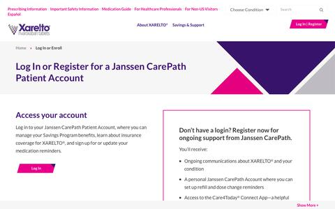 Janssen Carepath Phone Number
