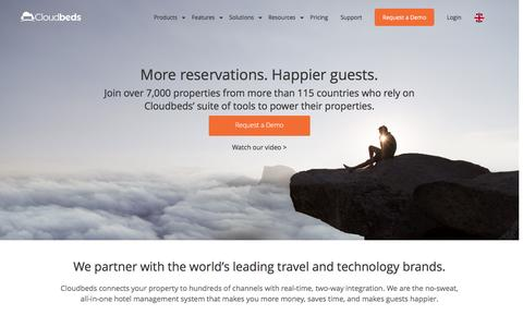Cloudbeds - All-in-one Hotel Management Software