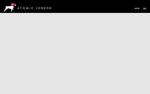 Modern Independent Creative Agency | Atomic London