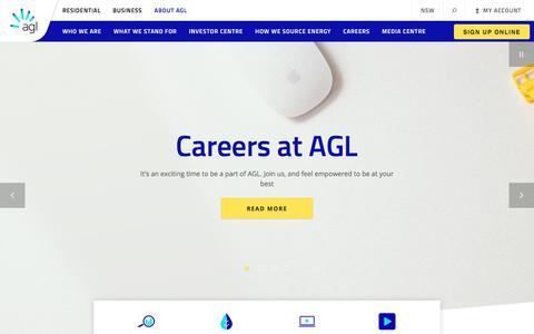 About AGL | AGL