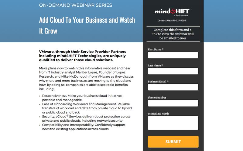 Add Cloud To Your Business and Watch It Grow