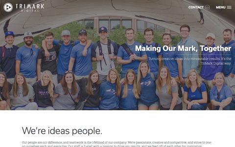 TriMark Company Culture | TriMark Digital
