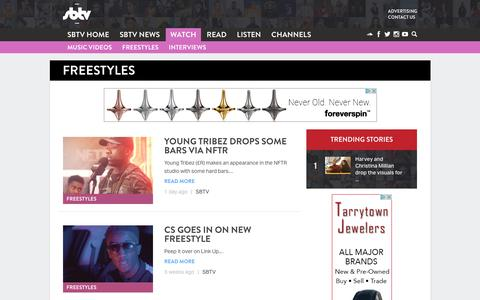 Freestyles - SBTV