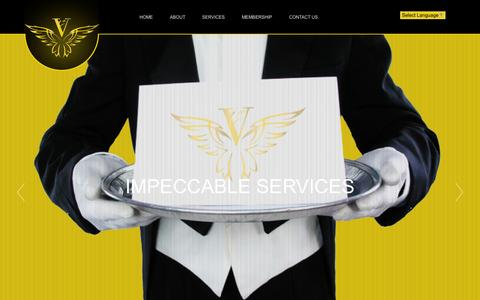 Screenshot of About Page Services Page vipassists.com - V.I.P. Assistance Services - Concierge Services & Lifestyle Management. - captured Nov. 4, 2015