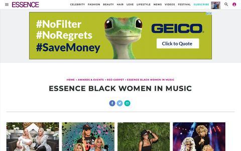 ESSENCE Black Women in Music | Essence.com