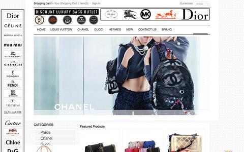 Screenshot of Blog nexusanalytix.com - Pandora Bags online store is the best place by discount luxury bags store online. - captured Dec. 15, 2016