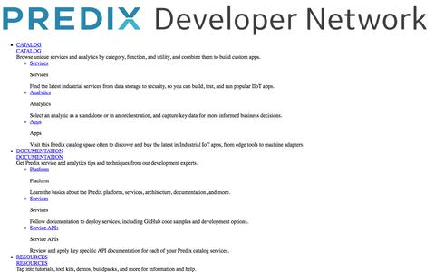 Support | Knowledge Base, Docs and Tickets | Predix.io