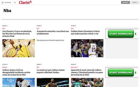 Nba: noticias – clarin.com