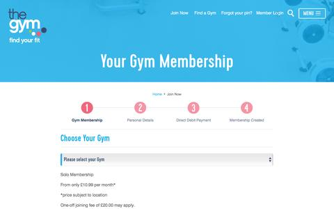 Cheap Gym Membership Deals | Gym Prices | Affordable offers | The Gym Group