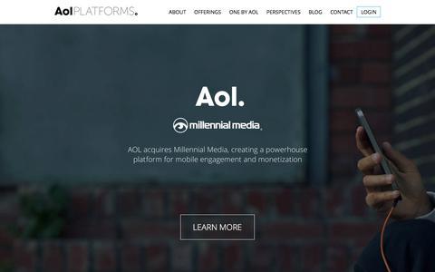 AOL Platforms