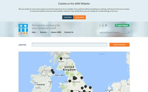 Find a UK job with Jark Plc- Recruitment Experts in Commercial, Construction, Driving, Healthcare and Industrial Staff