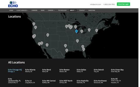 Locations - Echo.com