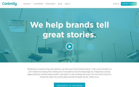 About Us - Contently