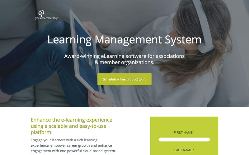 LMS Learning Management System Software - YourMembership
