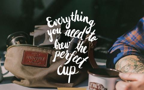 Screenshot of Home Page stumptowncoffee.com - Coffee Roasted Daily | Stumptown Coffee Roasters - captured Sept. 1, 2015