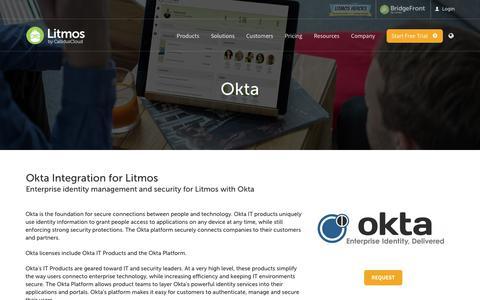 Okta - Litmos