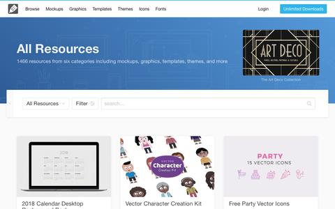 All Resources — Medialoot