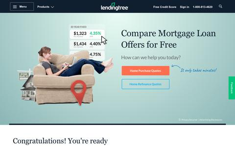 Mortgage Loans: Choose the Right Home Loan For You | LendingTree