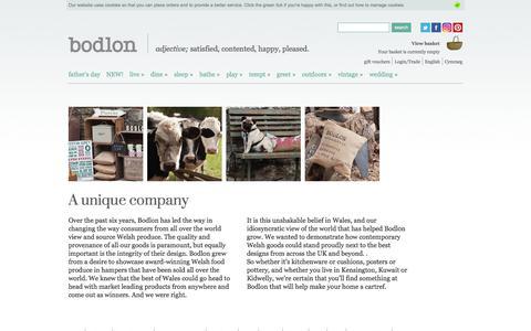 Screenshot of About Page bodlon.com - About Bodlon | Bodlon - captured June 2, 2017