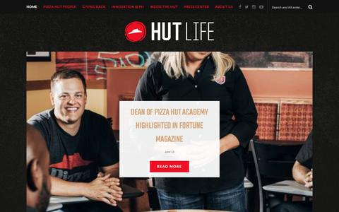 Hut Life - Official Pizza Hut Blog