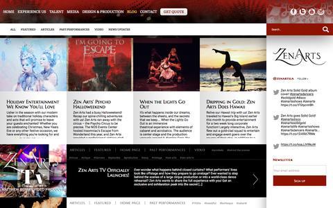 Blog - ZenArts