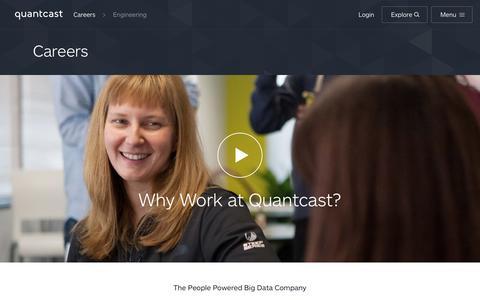 Careers | Quantcast