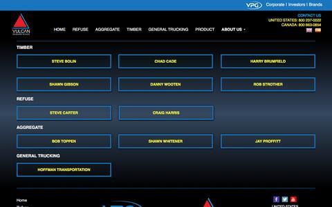 Screenshot of Testimonials Page vulcanscales.com - Testimonials   Vulcan - captured Dec. 2, 2016
