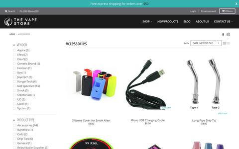 Accessories – The Vape Store