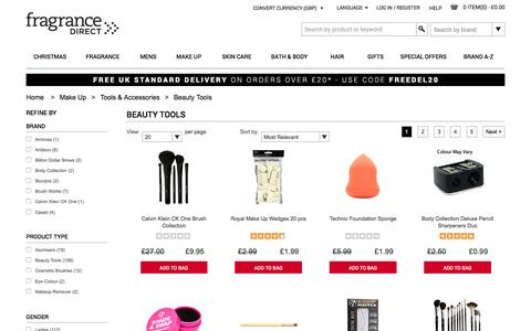 Beauty Tools | Fragrance Direct