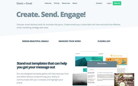 Features - Elastic Email