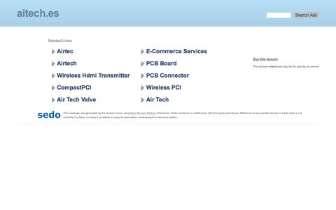aitech.es-This website is for sale!-aitech Resources and Information.
