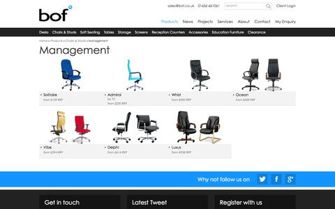 Screenshot of Team Page bof.co.uk - bof - Office Furniture - Management Chairs - captured Sept. 30, 2014